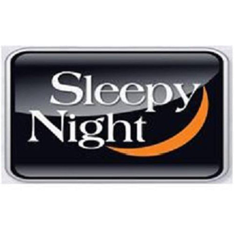 Sleepy Night Sleep Deluxe Mattress-Megafurniture