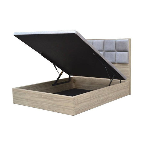 Sunset Wooden Storage Bed-Megafurniture