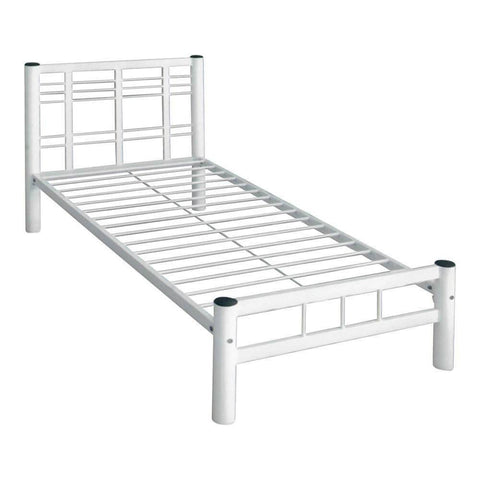 Talitha Metal Bed Frame-Megafurniture