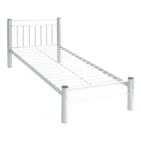 Vistula Metal Bed Frame-Megafurniture
