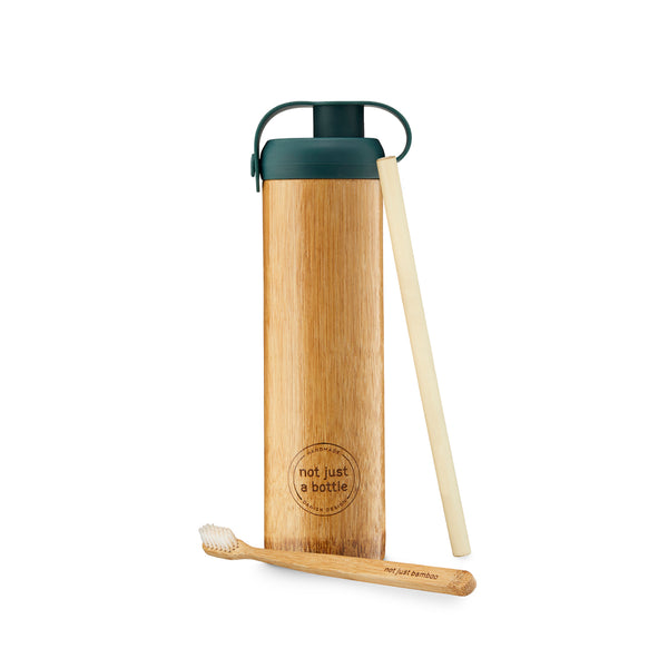 The Bamboo Travel Set