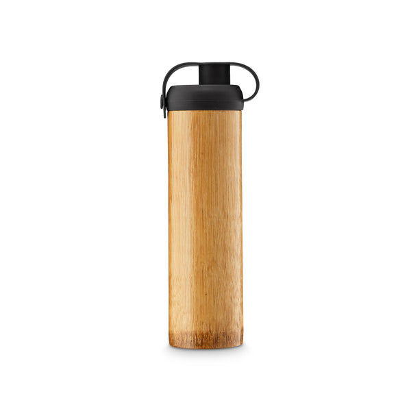 Personalised Bamboo LIFE Black