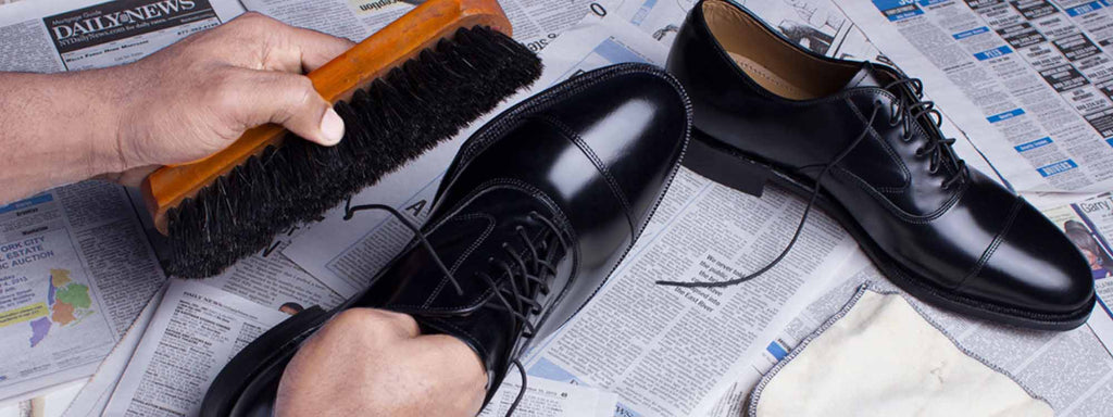 Importance Of Shoe Shining & Conditioning