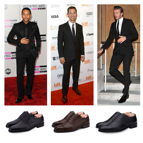 Basic Guide How do I match my shoes and suit? \u2013 Earnest