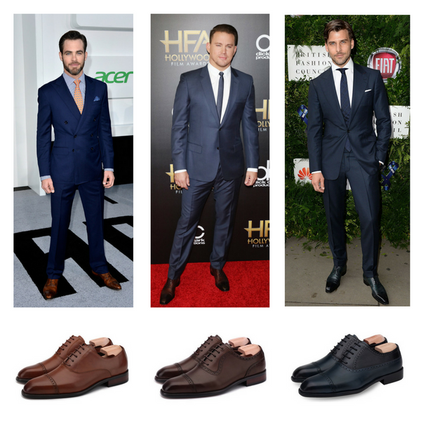 Basic Guide How Do I Match My Shoes And Suit Earnest Collective