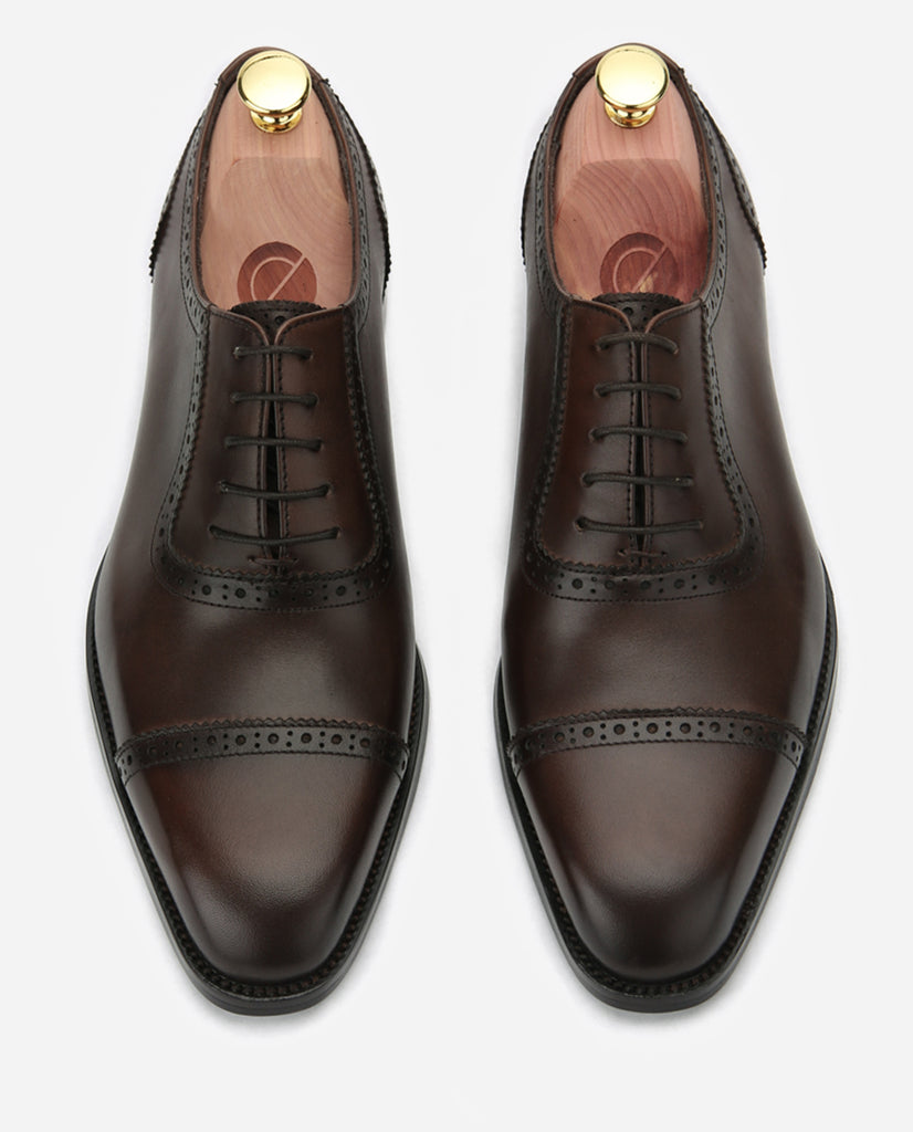 Balmoral II - Burnished Espresso