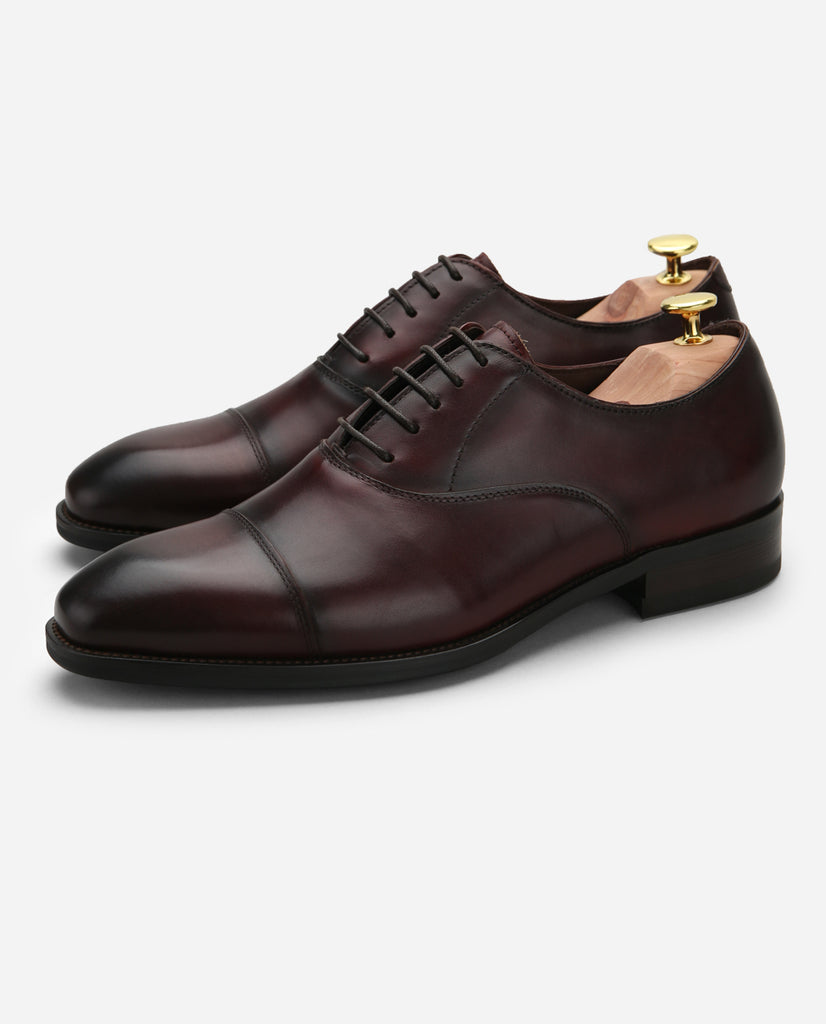 Carnegie II - Burnished Oxblood