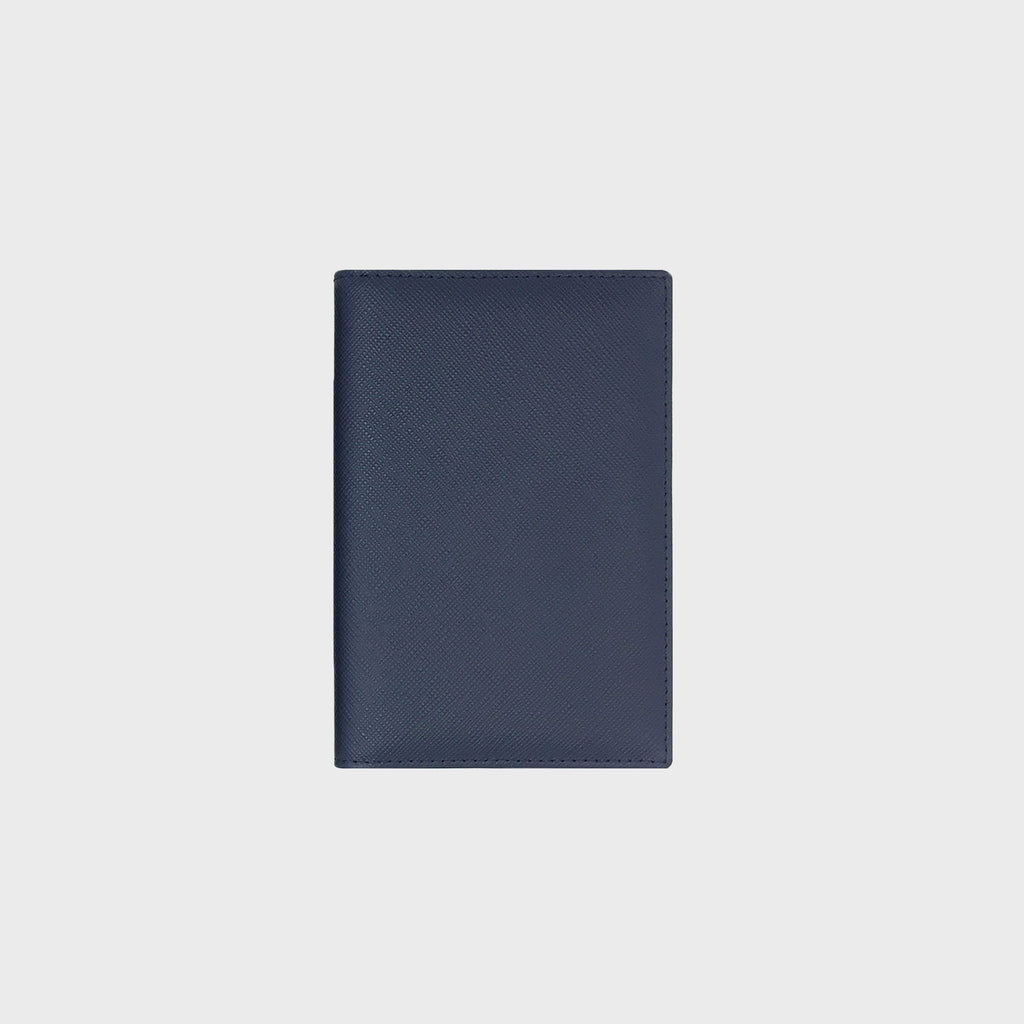 Indigo Blue Passport Holder