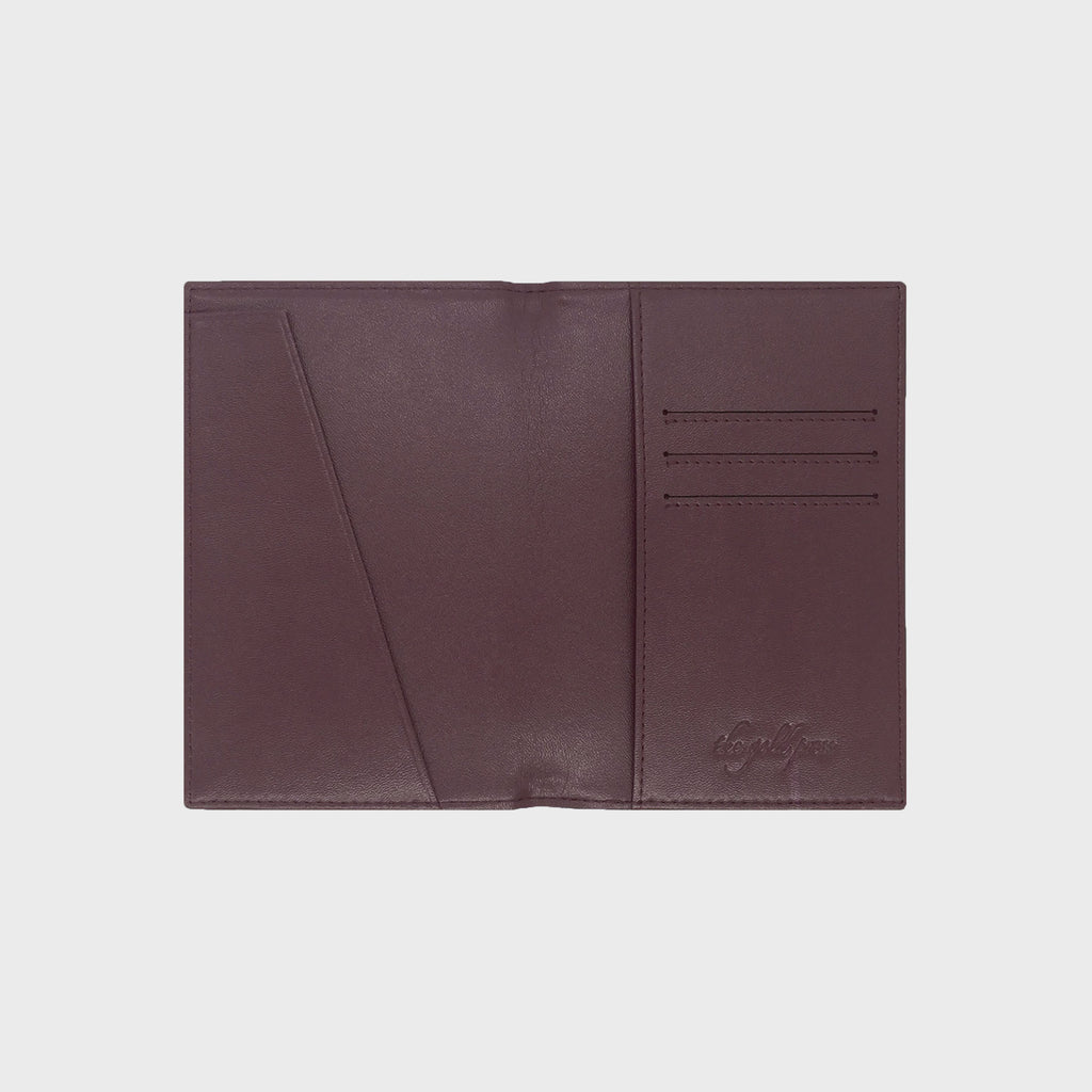 Bordeaux Passport Holder