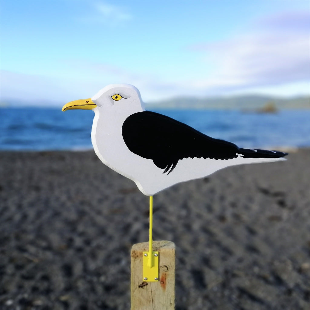Gull Wind Sculpture