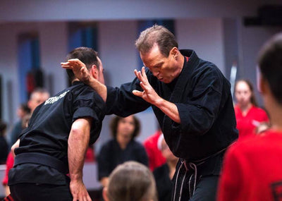 Featured Budo Brother: Kyoshi Dave Kovar