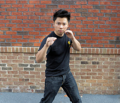 Featured Budo Brother: Kevin Lee