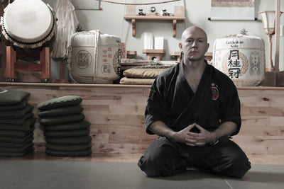 Featured Budo Brother: Sensei Jeremy Creasey