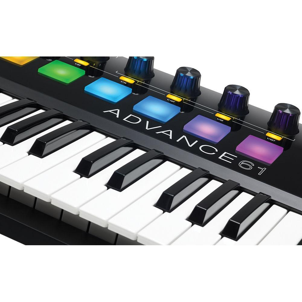 Akai Advance 61 MIDI Controller Keyboard