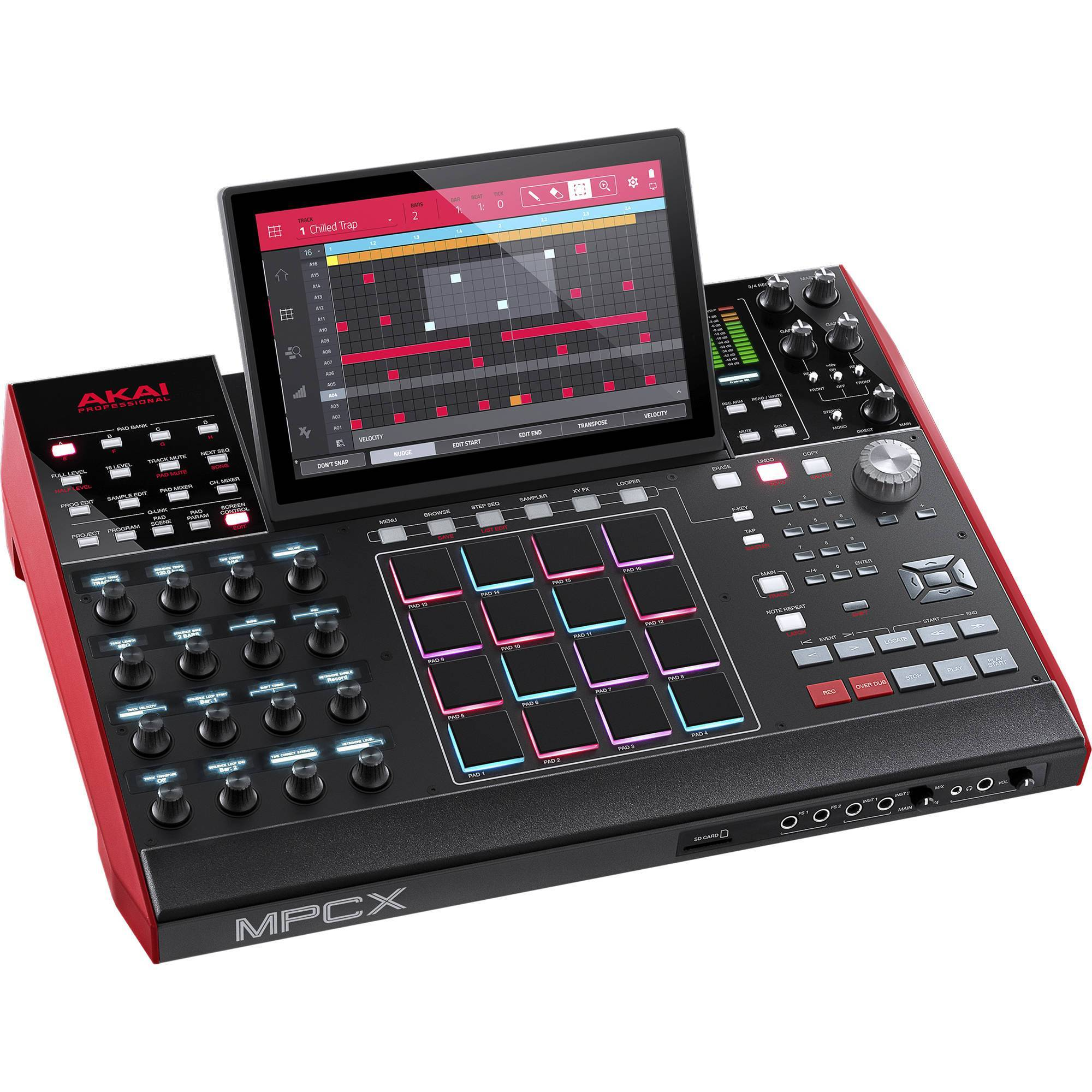 Akai MPC X Music Production Center