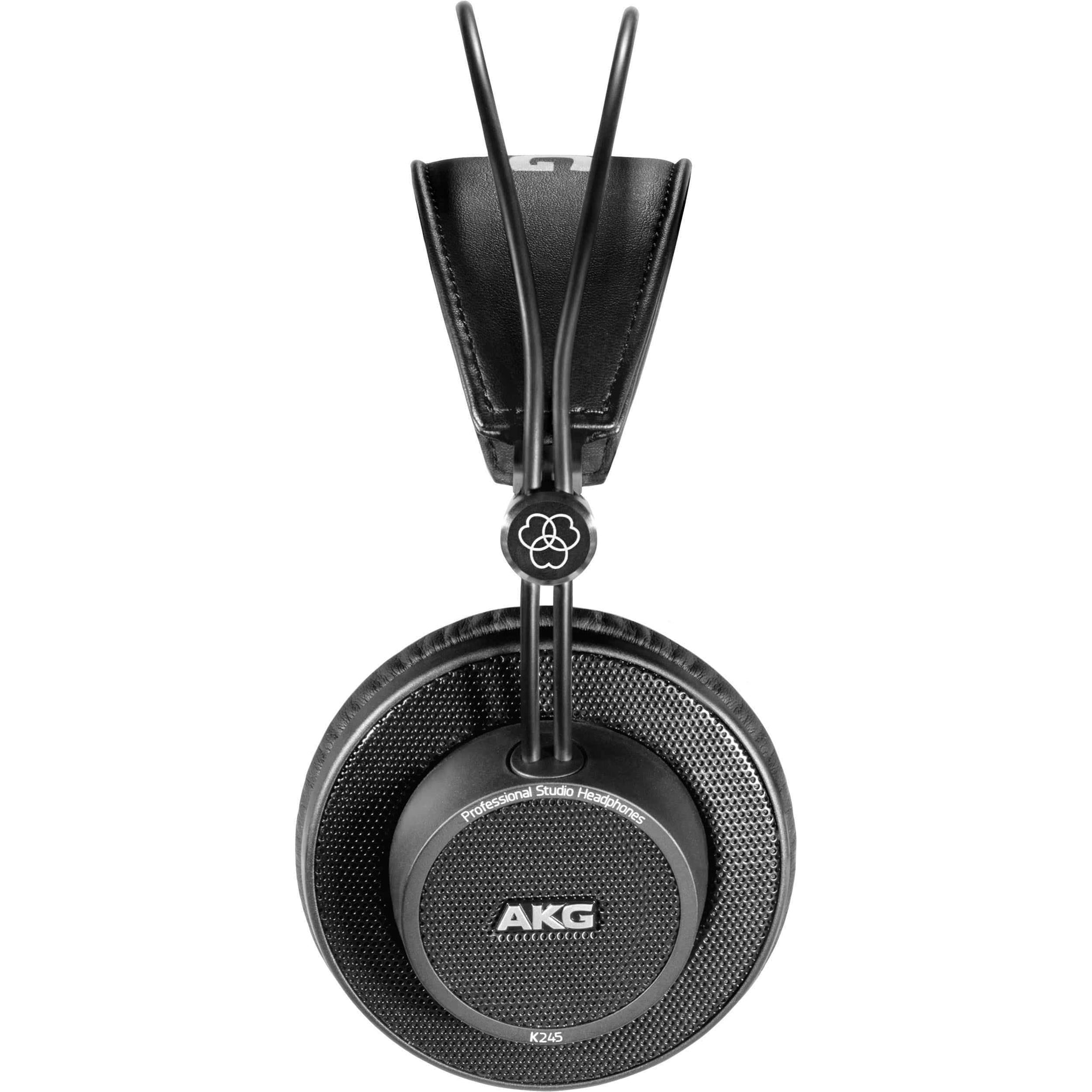 AKG K245 Over-Ear, Open-Back Studio Headphones