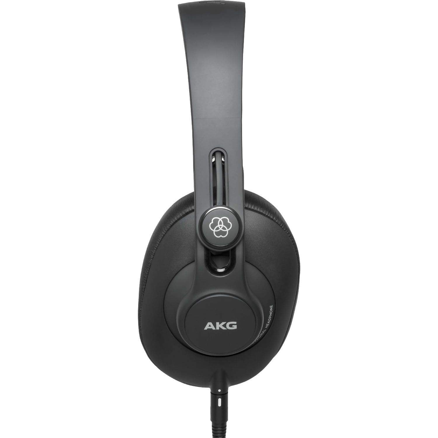 AKG K361 Over-Ear Oval Closed-Back Studio Headphones