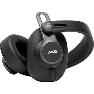 AKG K371 Over-Ear Closed-Back Studio Headphones