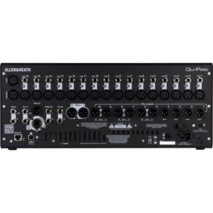 Allen & Heath Qu Pac Rack Mountable Digital Mixing Console