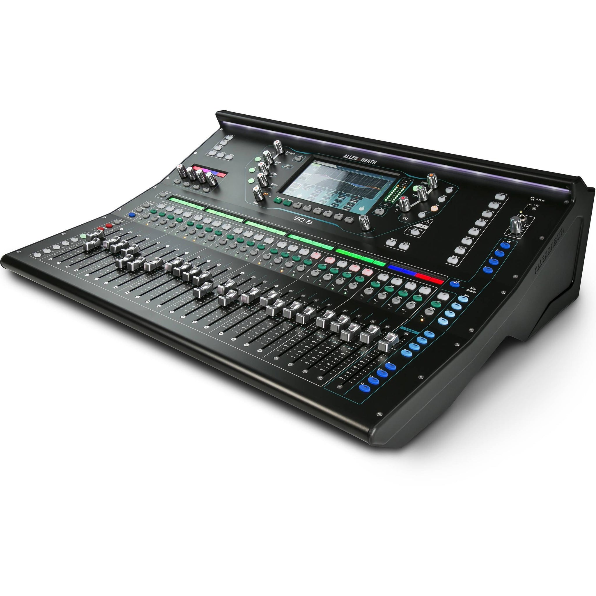 Allen and Heath SQ6 48-Channel / 36-Bus Digital Mixer
