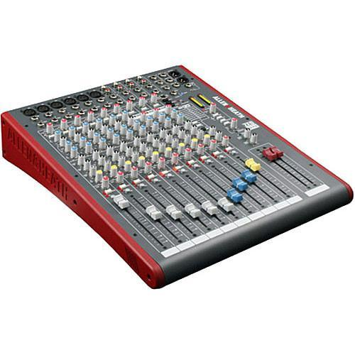 Allen and Heath ZED12FX 12-Channel Mixer with USB and Effects