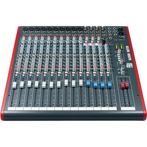 Allen and Heath ZED18 18-Channel Live Sound Mixer with USB