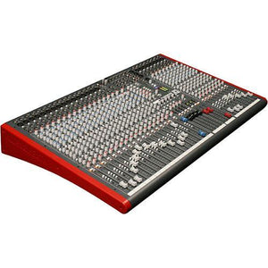 Allen and Heath ZED428 - 28-Input, 4-Buss Mixer with USB Connection