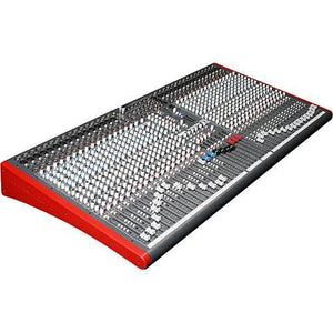 Allen and Heath ZED436 - 36-Input, 4-Buss Mixer with USB Connection