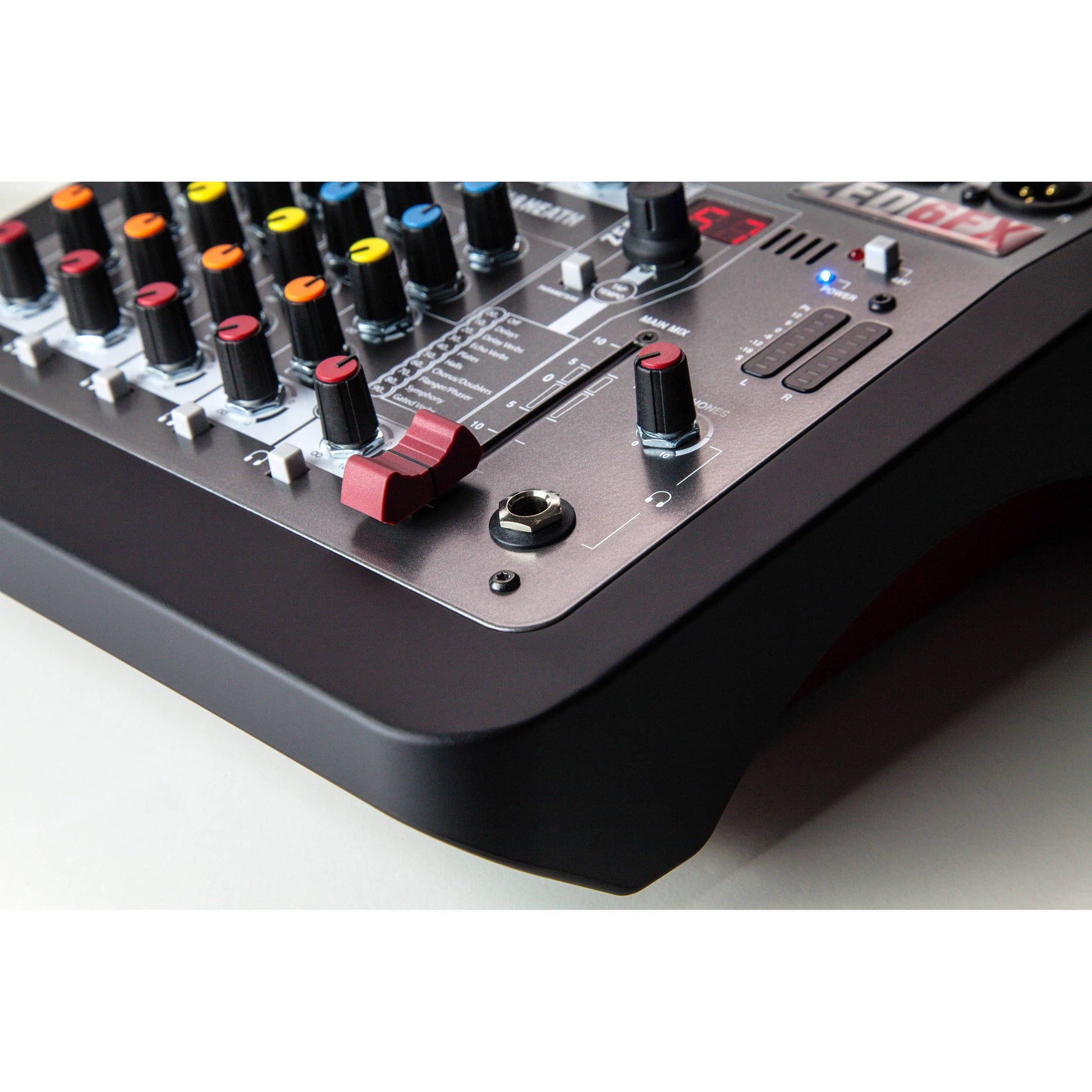Allen and Heath ZED6FX Compact Analog Mixer With FX