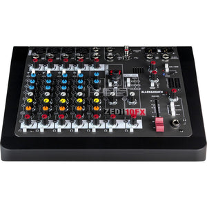 Allen and Heath ZEDi10FX Hybrid Mixer/USB Interface