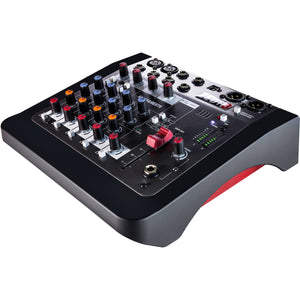 Allen and Heath ZEDi8 Compact Hybrid Mixer/USB Interface