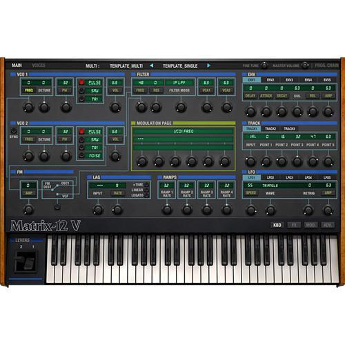 Arturia V Collection 6 Software Instrument Bundle (boxed)