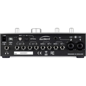 Audient iD22 High Performance Audio Interface
