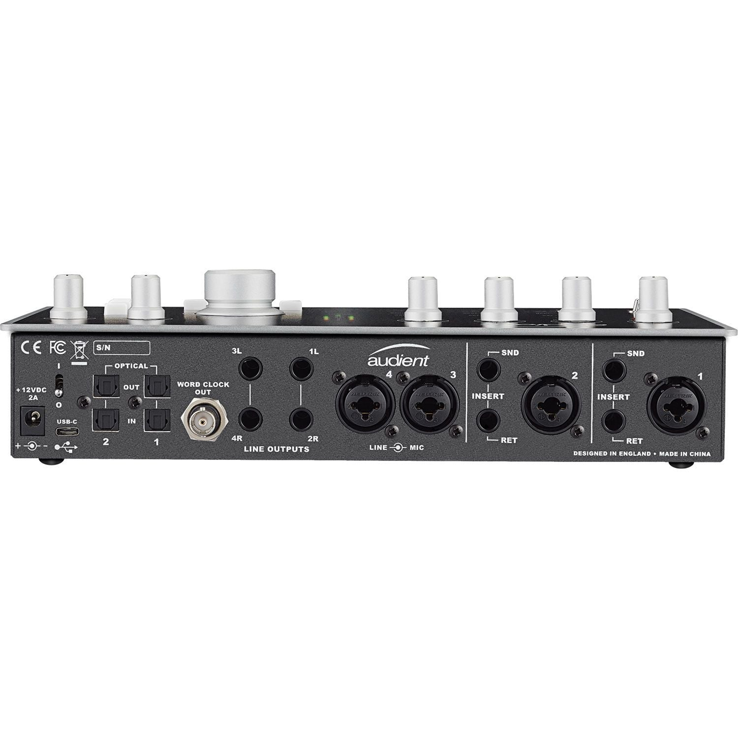 Audient iD44 High Performance Audio Interface