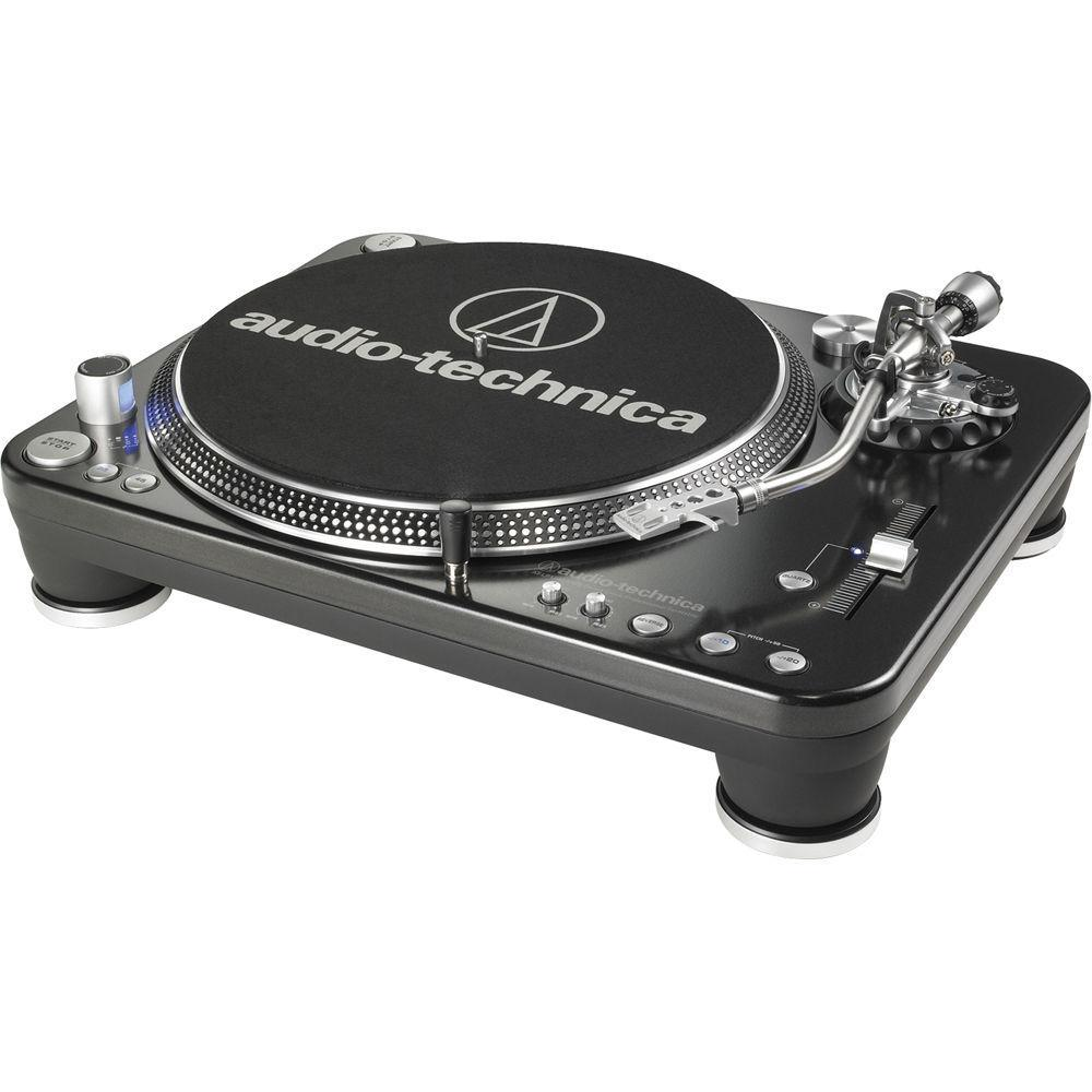 Audio-Technica AT-LP1240USB Direct Drive Professional DJ Turntable