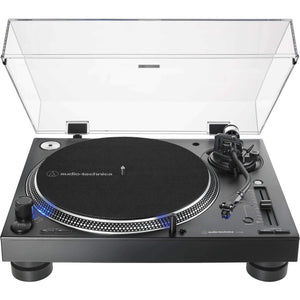 Audio-Technica AT-LP140XP Direct Drive Turntable (Black)