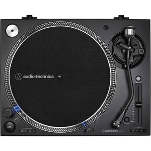 Audio-Technica AT-LP140XP Direct Drive Professional Turntable (Black)