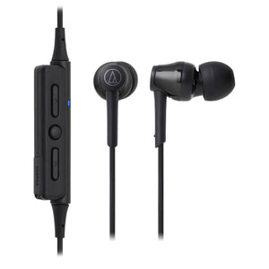 Audio-Technica ATH-CKR35BT Sound Reality Wireless In-Ear Headphones - Black