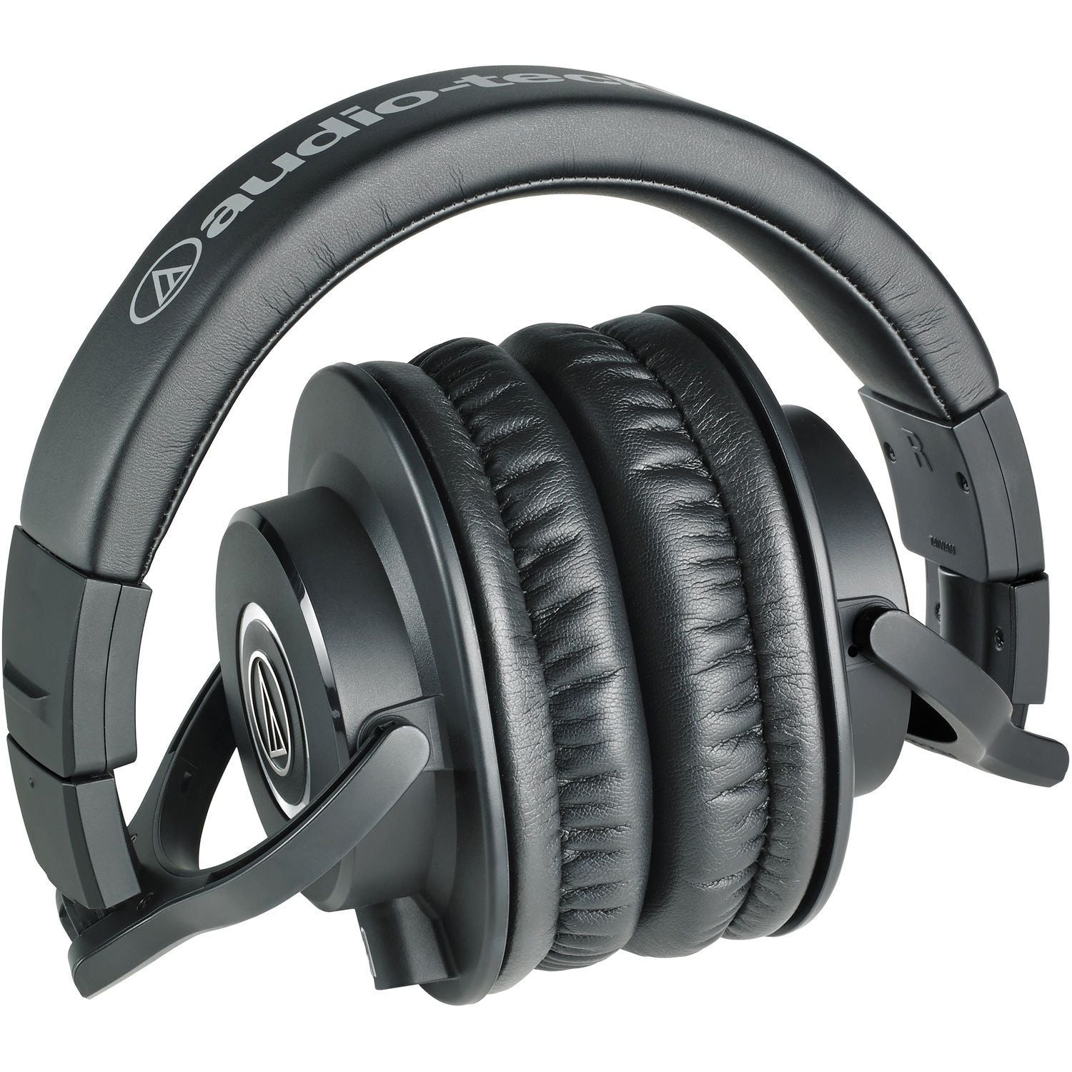 Audio-Technica ATH-M40x Closed Back Studio Monitoring Headphones
