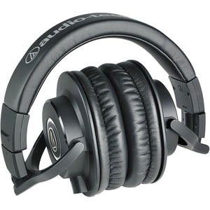 Audio-Technica ATH-M40x Closed Back Monitoring Headphones