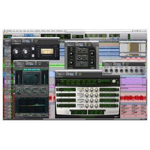 Avid Pro Tools | HD DAW Software - Boxed