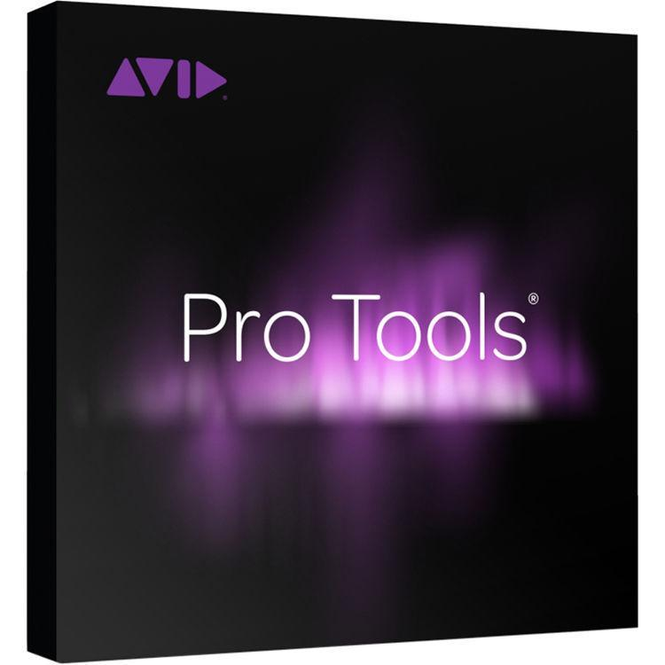 AVID ProTools 12 DAW Software - Boxed