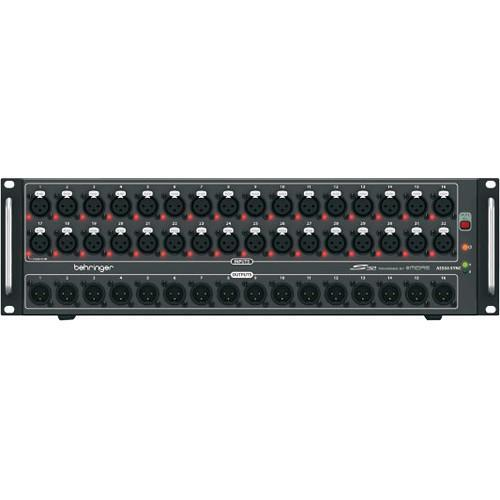 Behringer S32 / 32-channel Stage Box