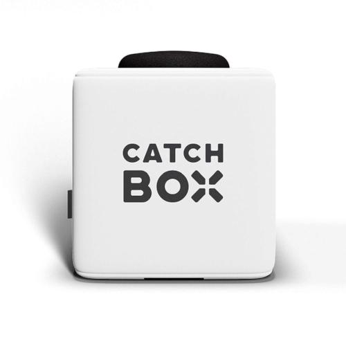 Catchbox Pro Soft Throwable Microphone (Blue)