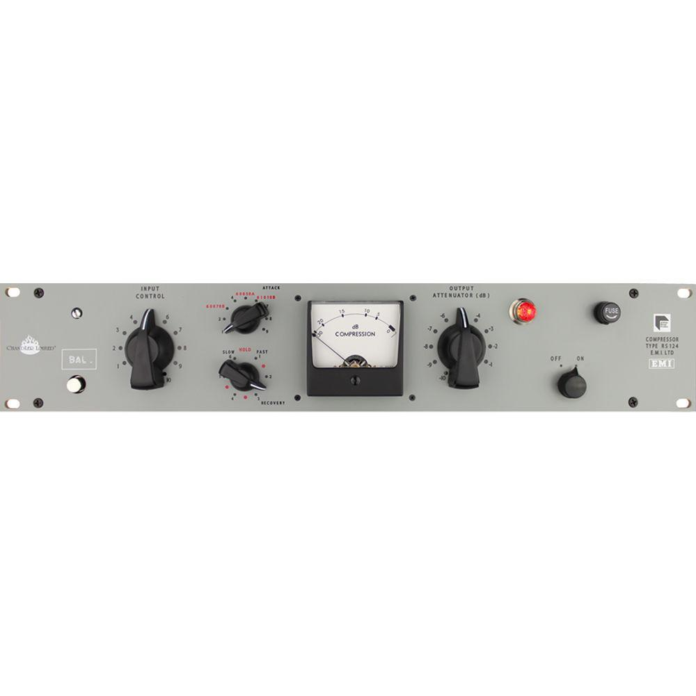 Chandler Limited RS124 - 1 Channel Tube Compressor