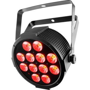 CHAUVET DJ SlimPACK Q12 USB - RGBA LED Wash Light Kit (4-Pack)