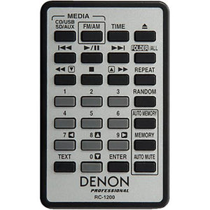 Denon DN-300Z Media Player with Bluetooth Receiver & AM/FM Tuner
