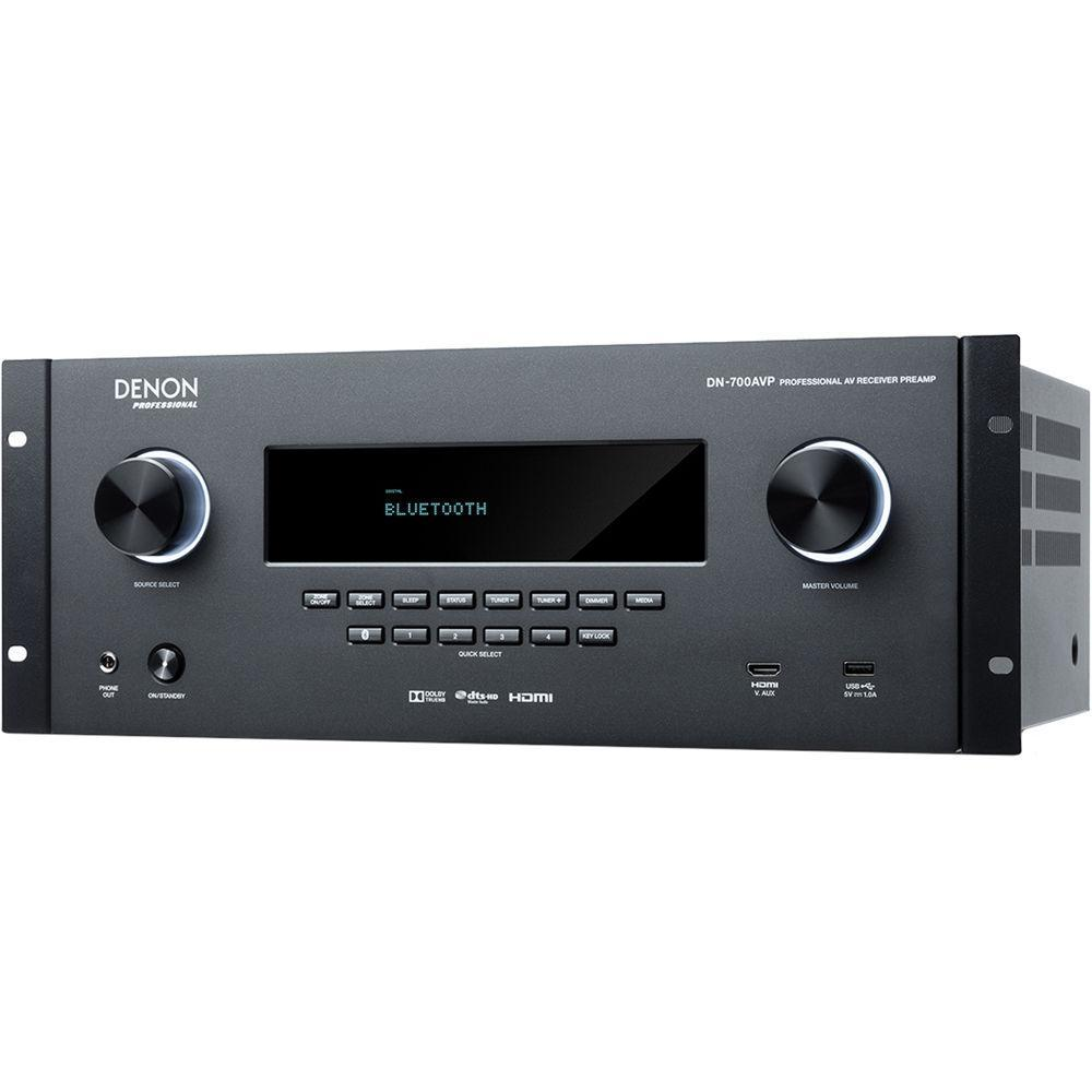 Denon DN-700AVP 7.1-Channel A/V Receiver and Preamplifier