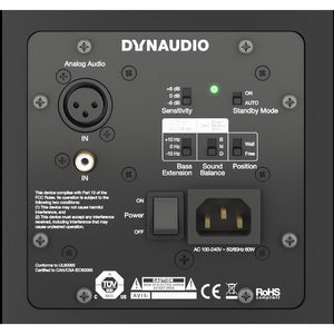 "Dynaudio LYD 8 8"" Active Studio Monitor"