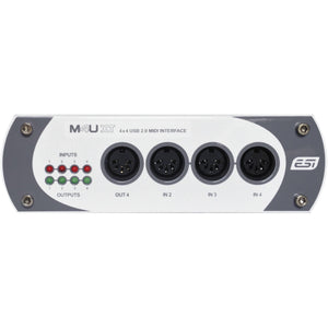 ESI M4U XT 4in/out USB2.0 MIDI Interface